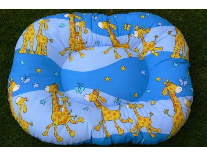 Polštář  pro psa materiál bavlna vzor č. 16