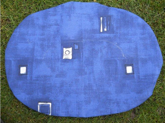 Bavlněný povlak na polštář vzor č. 43