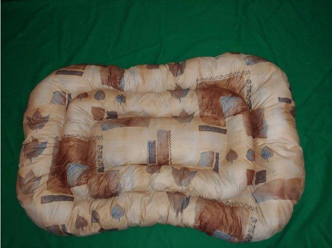 Povlak na polštář z nábytkové potahovky vzor  č. 105