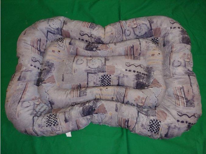 Povlak na polštář z nábytkové potahovky vzor  č. 111
