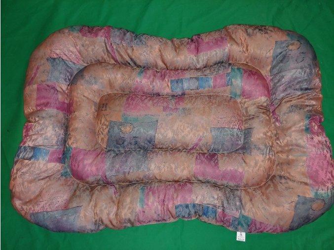 Polštář  pro psa materiál potahovka  vzor č. 112