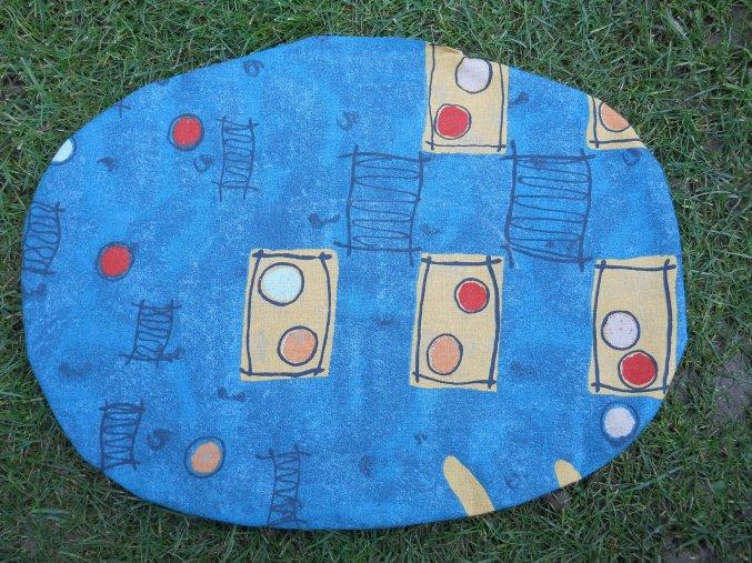 Bavlněný povlak na polštář vzor č. 36