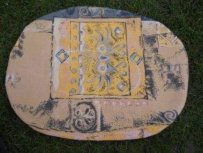 Bavlněný povlak na polštář vzor č. 20