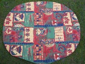 Bavlněný povlak na polštář vzor č. 12