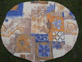 Bavlněný povlak na polštář vzor č. 34