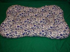 Polštář  pro psa materiál bavlna vzor č. 49