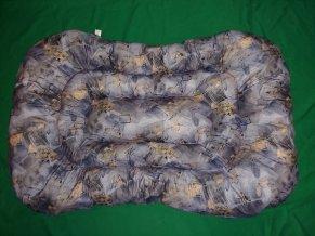 Povlak na polštář z nábytkové potahovky vzor  č. 93