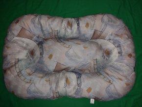 Povlak na polštář z nábytkové potahovky vzor  č. 96