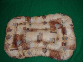 Polštář  pro psa materiál potahovka  vzor č. 104
