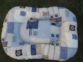 Polštář  pro psa materiál bavlna vzor č. 28