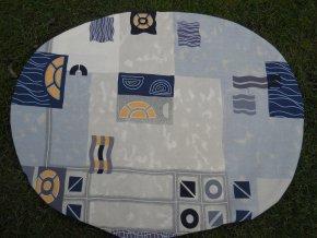 Bavlněný povlak na polštář vzor č. 28