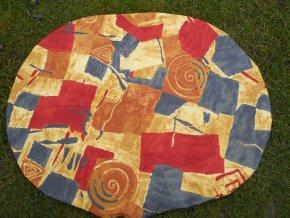 Bavlněný povlak na polštář vzor č. 33