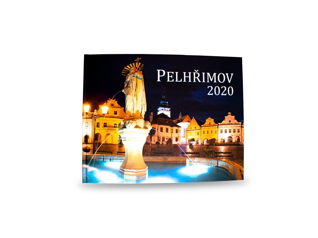Kniha - Pelhřimov 2020