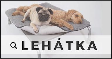 Zdravotní lehátka pro psy