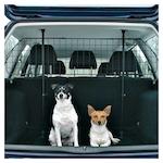 Mříže do auta pro psy