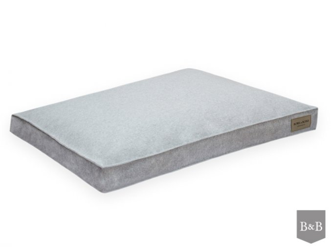 Luxusni matrace pro psa Loft Grey Bowl&Bone
