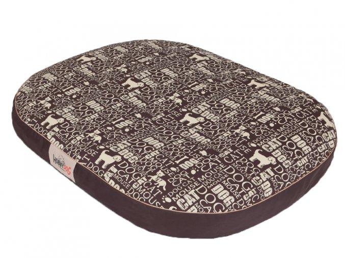 pelisek pro psa matrace oval