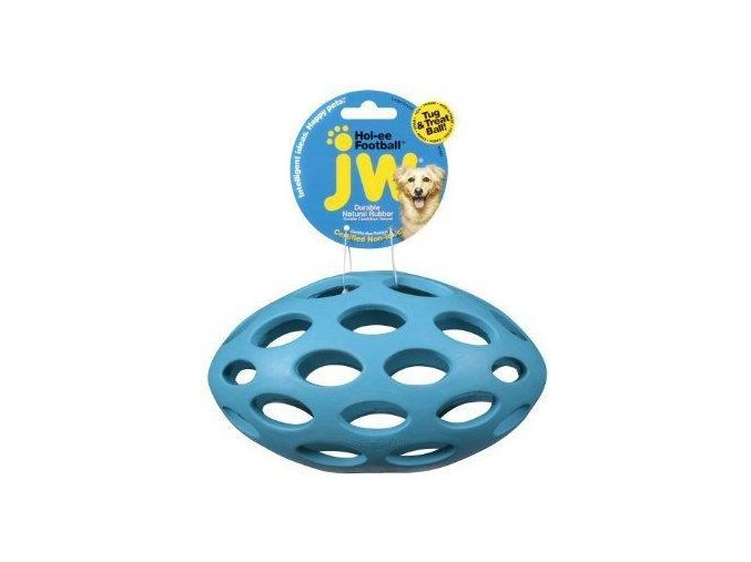 hracka pro psa derovany mic football jw