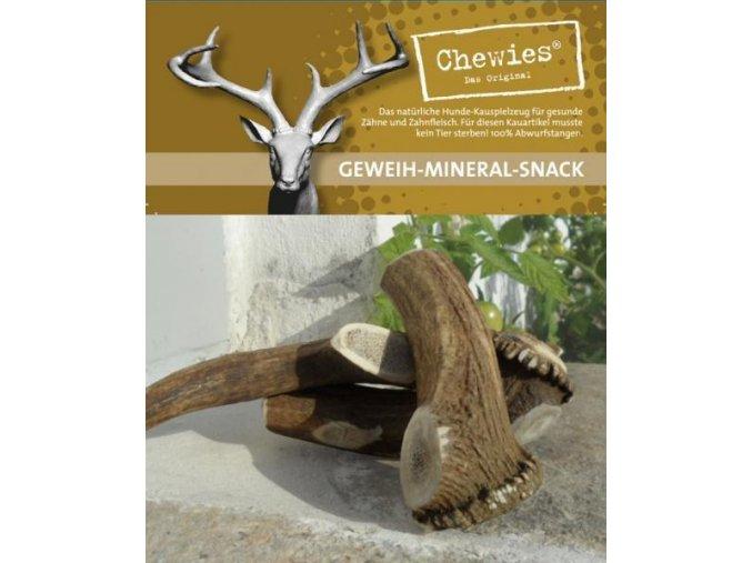 pamlsek pro psa chewies geweih parozi jeleni