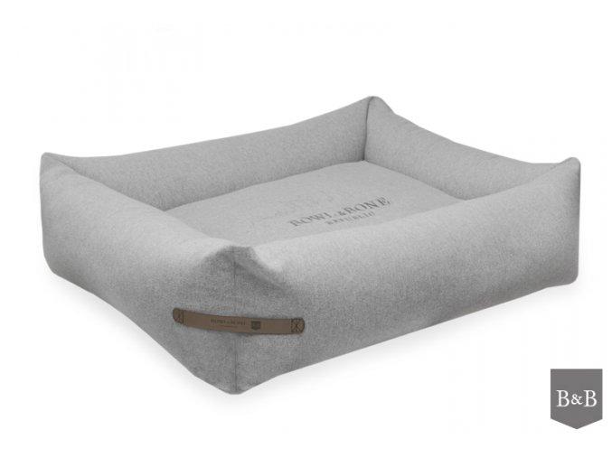 luxusni pelisek pro psa LOFT grey