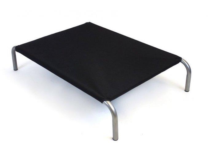 zdravotni lehatko pro psa Hik9 canvas black