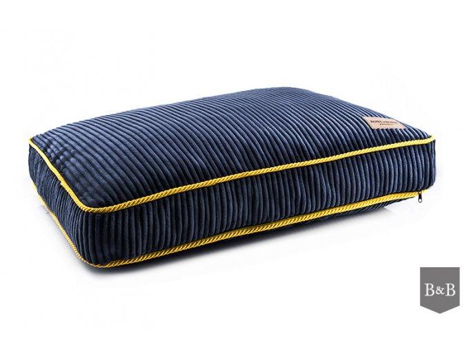 Luxusní pelíšek pro psa Deco Szafir