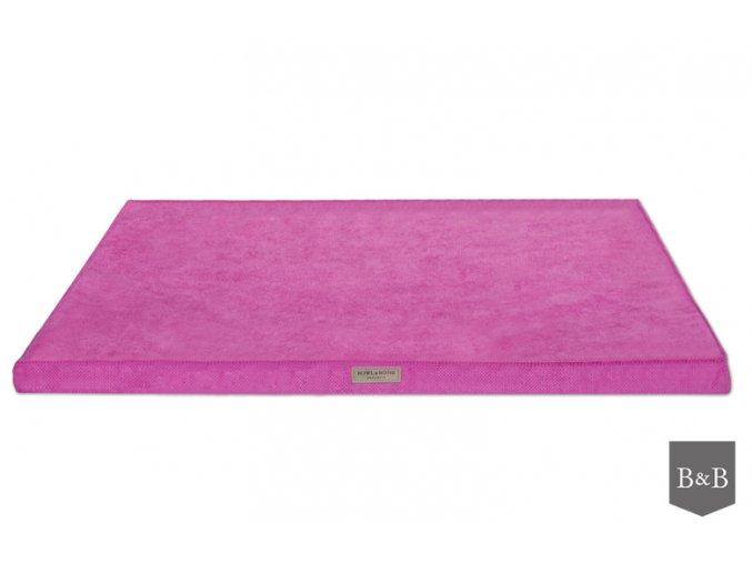 Luxusní matrace pro psa Chill Rose bowl and bone
