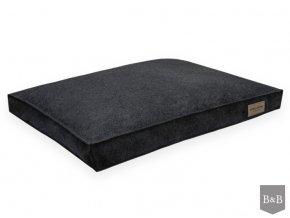 Luxusni matrace pro psa Loft Graphite Bowl&Bone