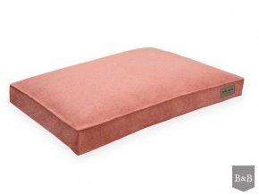Luxusni matrace pro psa Loft Coral Bowl and bone