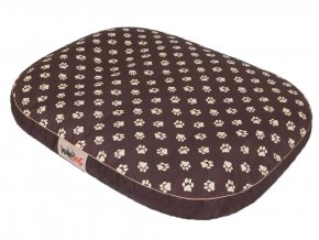 vysoka matrace pro psa oval hobbydog