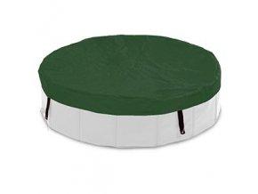 kryci plachta na bazen zelena