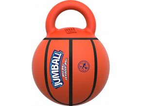 hracka pro psa gigwi jumball basketball basketbalovy mic
