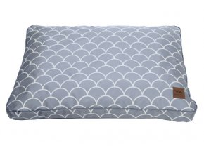 matrace pro psa bedpet grey shell