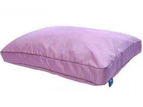 luxusni matrace pro psa růžová