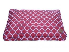 odolna matrace pro psa red marocan
