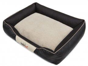 luxusni pelisek pro psa cesar s plysovou matraci