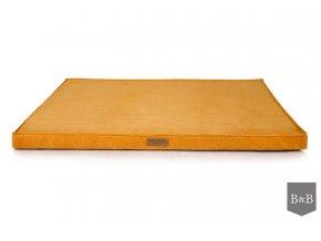 Luxusní matrace pro psa Chill Honey bowl and bone