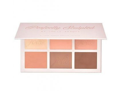 Kontúrovacia paleta Perfectly Sculpted - Jolie Beauty