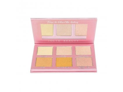 Paleta rozjasňovačov Oh So Blinding - Jolie Beauty