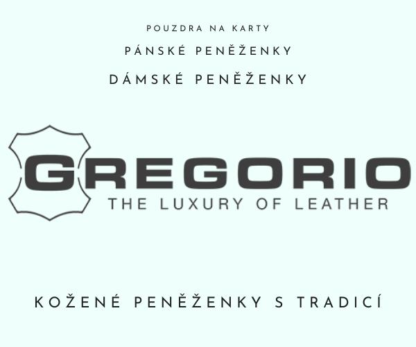 Představujeme značku Gregorio