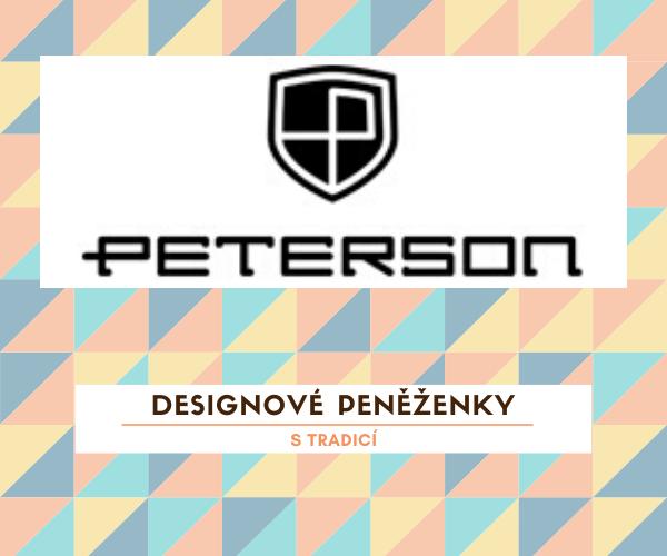 Peterson, designové peněženky s tradicí