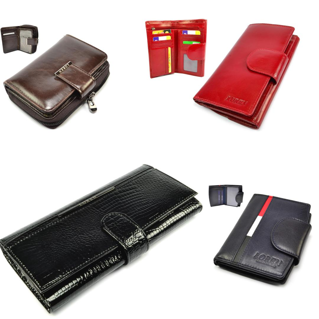 Dámské peněženky Loren