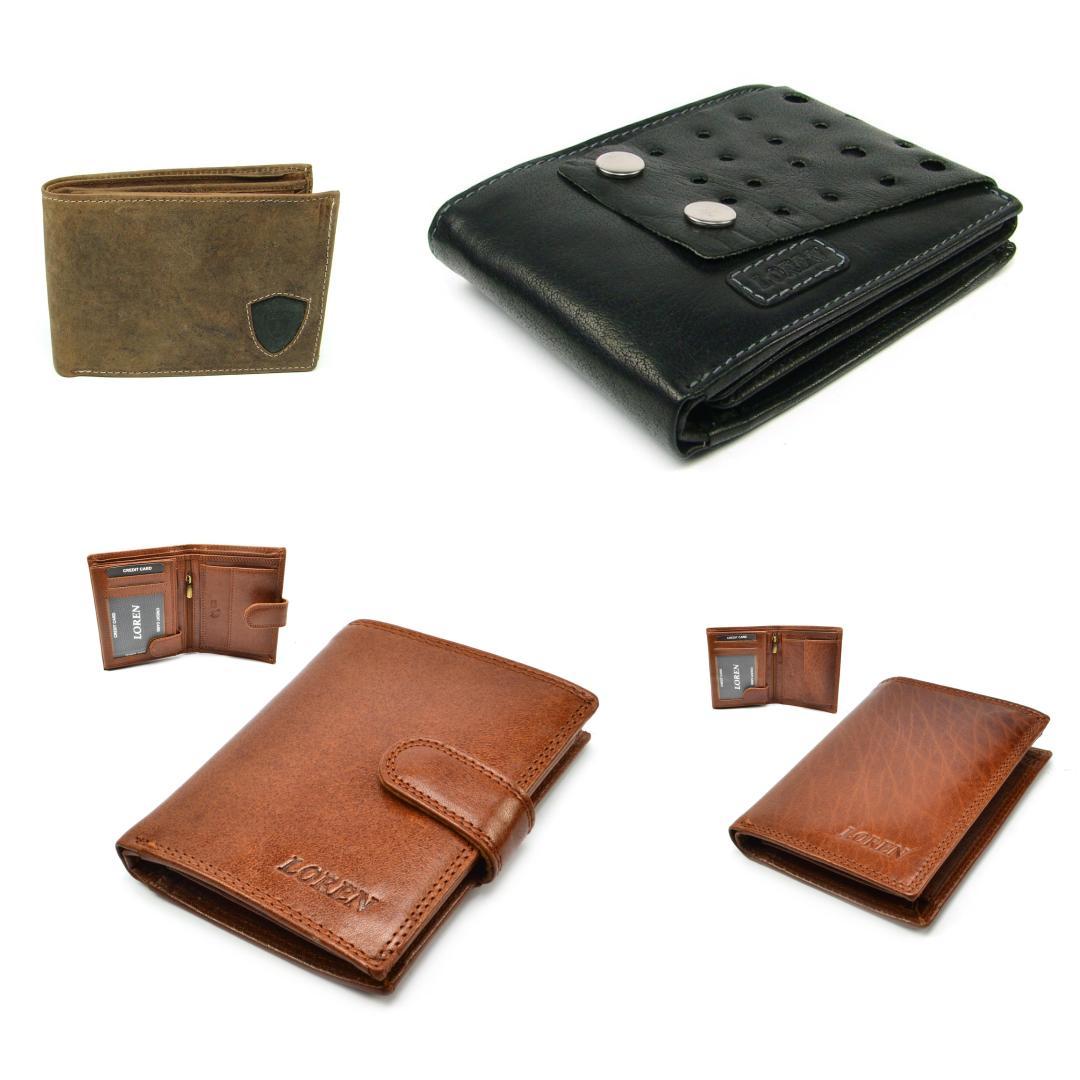 Pánské peněženky Loren
