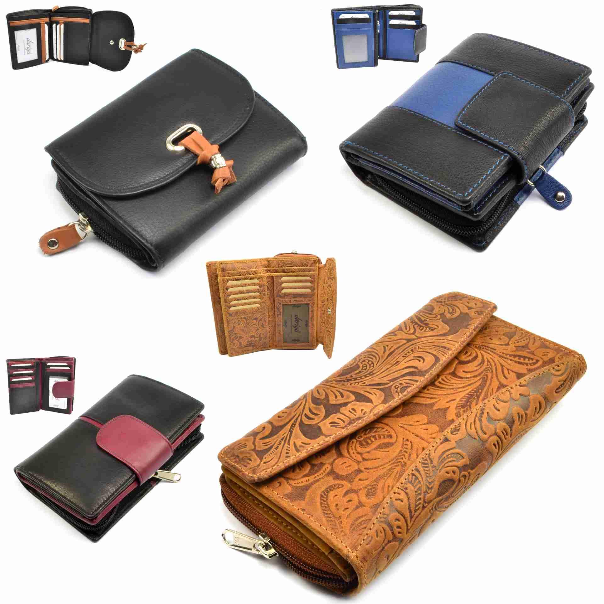 Dámské peněženky Dariya