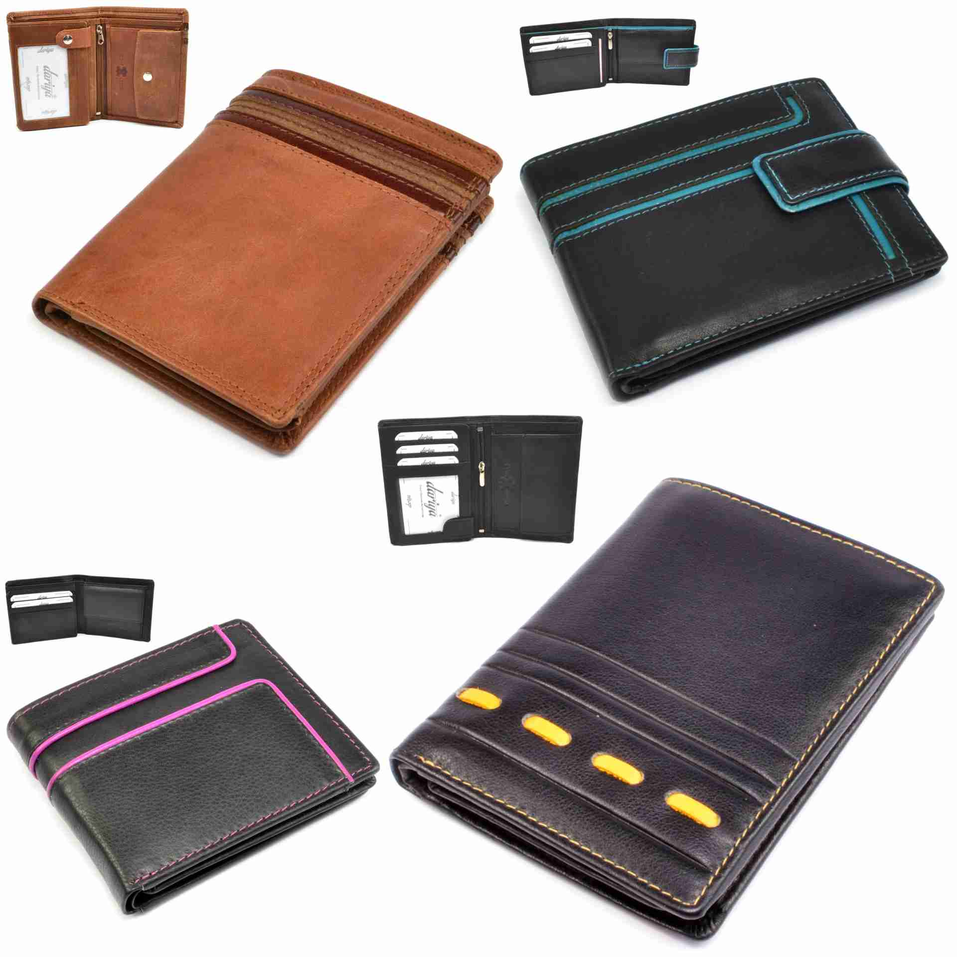 Pánské peněženky Dariya
