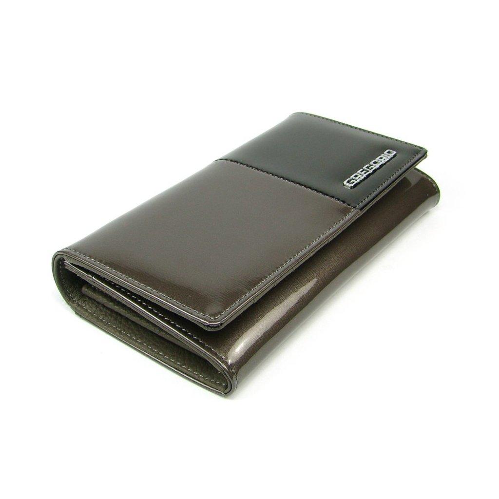 Dámská barevná peněženka kožená - 2