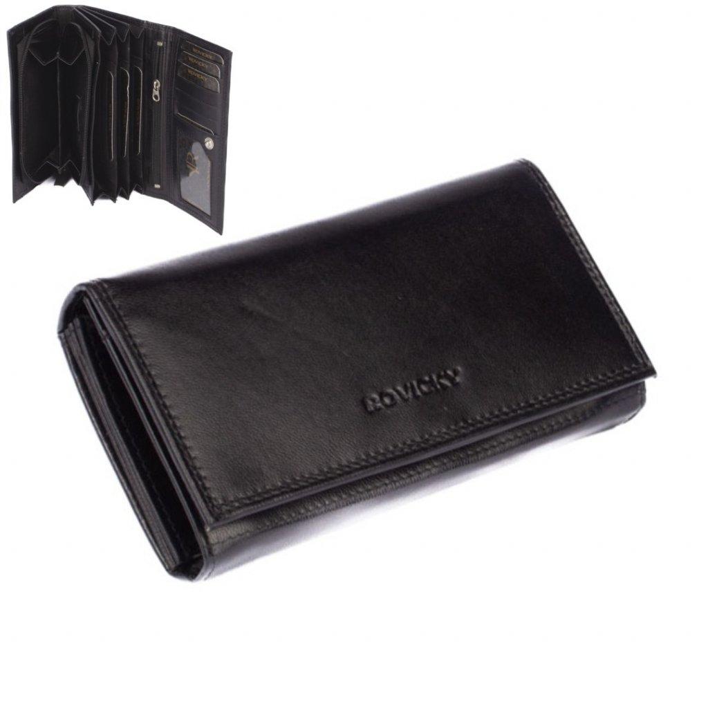 Dámská velká peněženka
