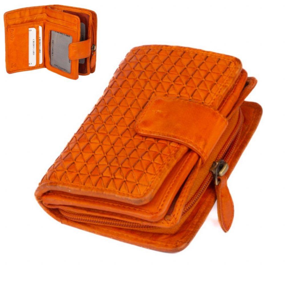 Malá peněženka barevná