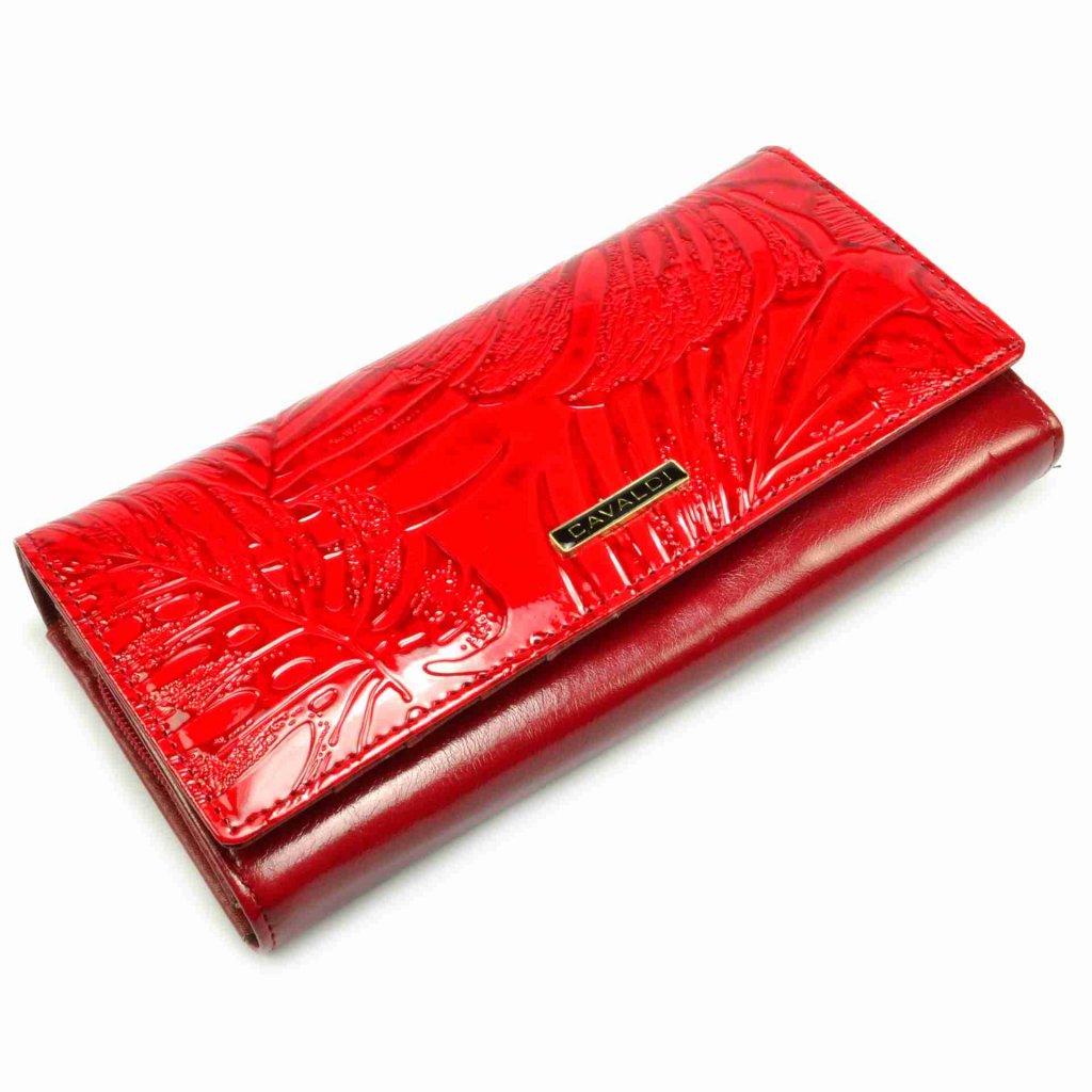Dámská peněženka červená - 2