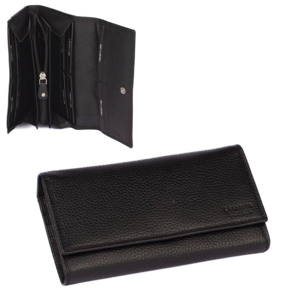 Dámská peněženka hnědá